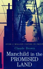 Cover of: Manchild in the Promised Land | Claude Brown