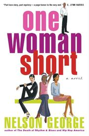 Cover of: One woman short | Nelson George