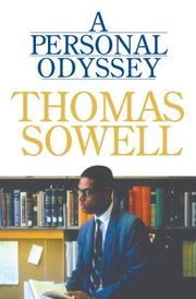 Cover of: A Personal Odyssey
