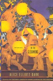 Cover of: In the gloaming