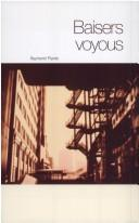 Cover of: Baisers voyous
