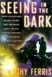 Cover of: Seeing in the Dark
