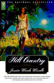 Cover of: Hill country