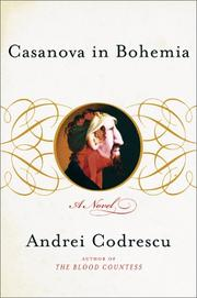 Cover of: Casanova in Bohemia: A Novel