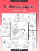 Cover of: On-the-job English | Christy M. Newman