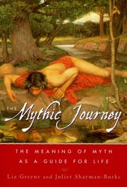 Cover of: The mythic journey