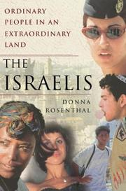 Cover of: The Israelis