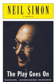 Cover of: The Play Goes On | Neil Simon collected plays