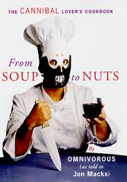 Cover of: From soup to nuts