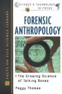 Cover of: Forensic anthropology