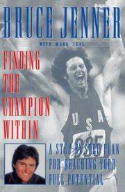 Cover of: Finding the Champion Within
