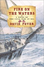 Cover of: Fire on the waters | David Poyer