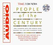 Cover of: People Of The Century | The editors of Time-life