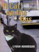 Cover of: A cat on the bus