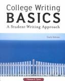Cover of: College writing basics
