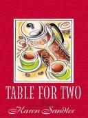 Cover of: Table for two