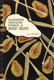 Cover of: Illustrated Taxonomy Manual of Weed Seeds