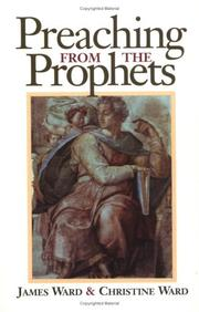 Cover of: Preaching from the prophets