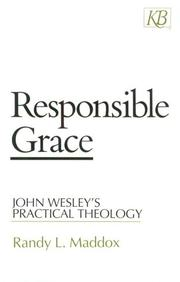 Cover of: Responsible grace