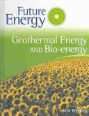 Cover of: Geothermal energy and bio-energy
