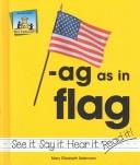 Cover of: -Ag as in flag