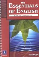 Cover of: The essentials of English