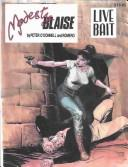 Cover of: Modestry Blaise, live bait