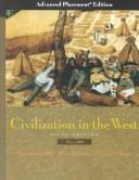 Cover of: Civilization in the West since 1300