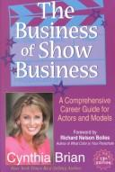 Cover of: business of show business | Cynthia Brian