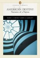 Cover of: American destiny | Mark C. Carnes
