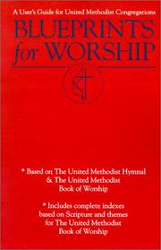 Cover of: Blueprints for worship