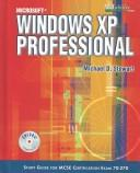 Cover of: Microsoft Windows XP Professional