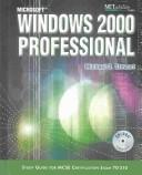 Cover of: Microsoft Windows 2000 Professional