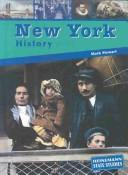 Cover of: New York history | Stewart, Mark