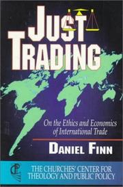Cover of: Just trading