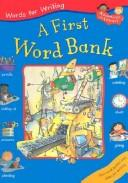Cover of: A first word bank
