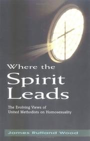 Cover of: Where the Spirit leads