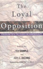 Cover of: The Loyal Opposition |