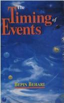 Cover of: The timing of events