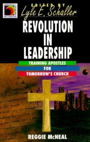 Cover of: Revolution in leadership