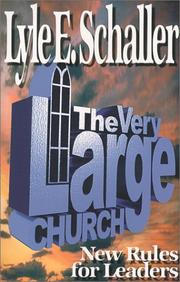 Cover of: The Very Large Church