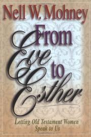 Cover of: From Eve to Esther