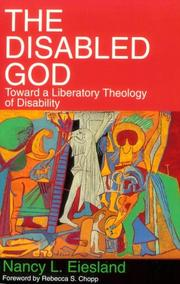 Cover of: The disabled God