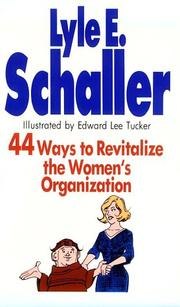 Cover of: 44 ways to revitalize the women's organization