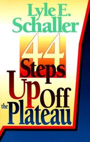 Cover of: 44 steps up off the plateau