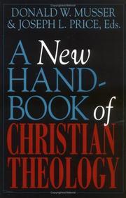A New handbook of Christian theology