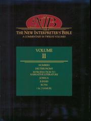 The New Interpreter's Bible