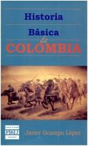Cover of: Historia básica de Colombia