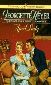 Cover of: April Lady