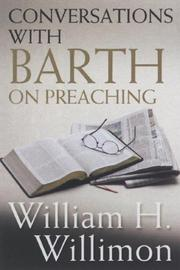 Cover of: Conversations With Barth on Preaching